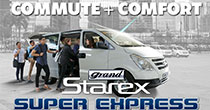 Grand Starex Super Express