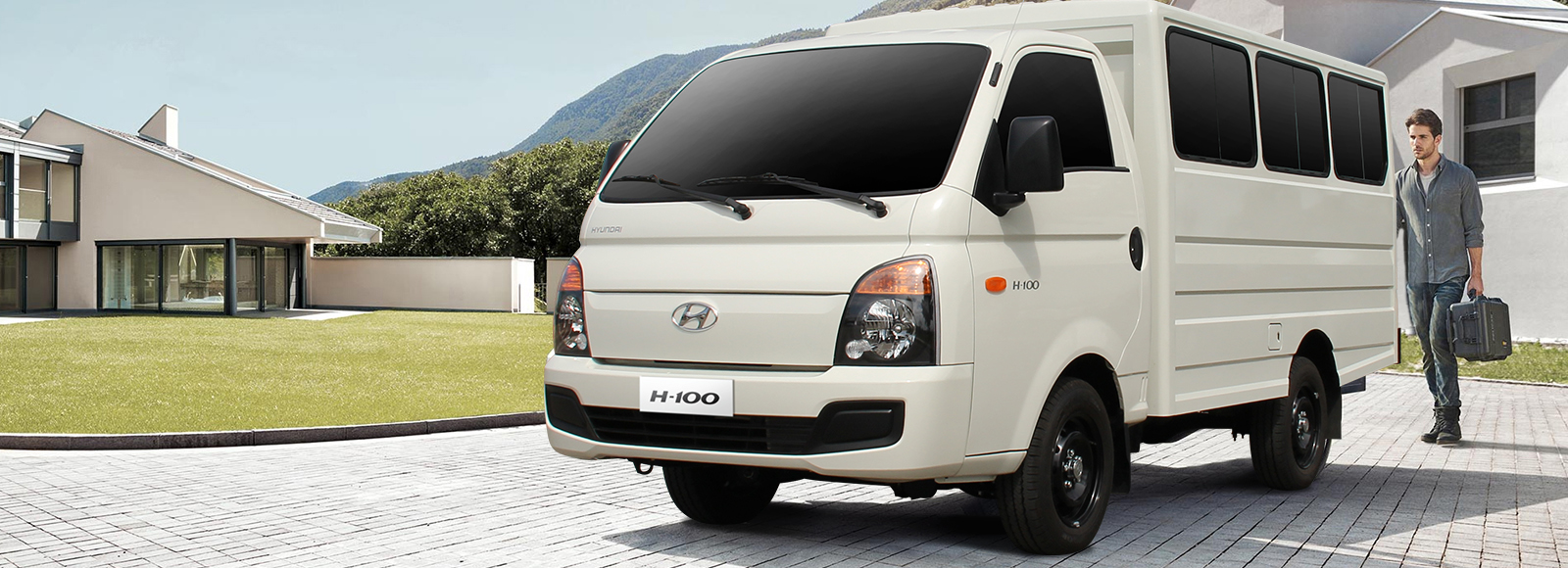 H 100 Light Commercial Vehicle Hyundai Philippines
