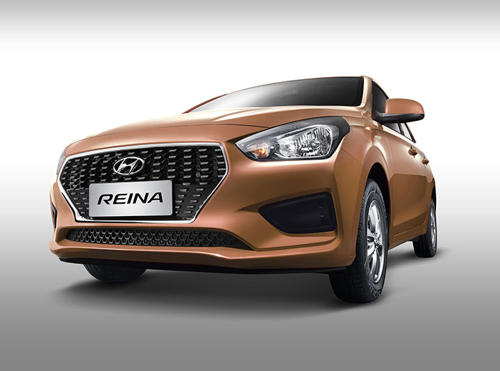 Rule The Road And Your Journey With The All New Hyundai Reina
